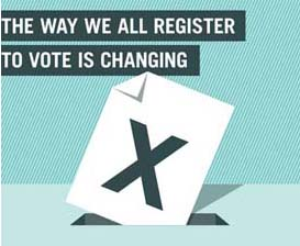 Individual Electoral Registration - a new system